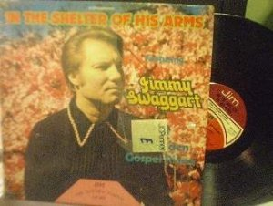 Jimmy Swaggart - In the Shelter of His Arms - Jim LP103