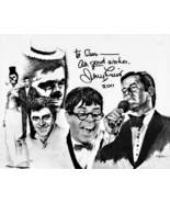 8 x 10 Autographed Photo of Jerry Lewis RP - $2.19