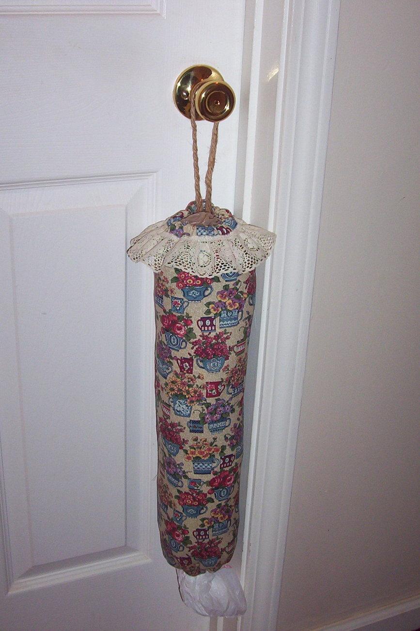 Bag Stuffer Bag Holder Craft Kit Directions & Supplies