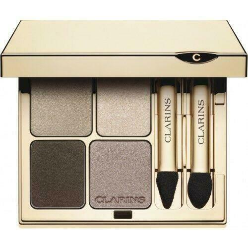 Primary image for clarins Eye Quartet Mineral Palette Long lasting 0.1 oz Unboxed