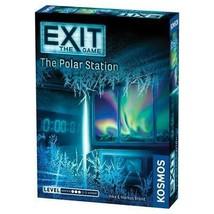 Exit The Polar Station Board Game Escape Room Thames & Kosmos THK692865 - $19.99