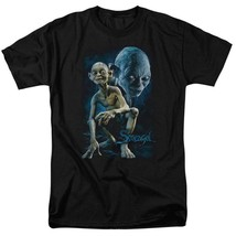 The Lord of the Rings Smeagol hobbit of the river-folk graphic t-shirt LOR3017 image 1