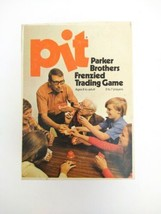 Pit Parker Brothers Frenzied Trading Commodities Vintage Card Game 1973 ... - $39.59