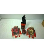 Star Wars Australia Harmony Foods Candy Boxes & Tin & Darth Maul Jar - $43.53