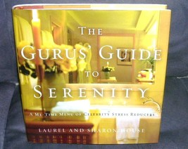 FIRST EDITION The Gurus' Guide to Serenity NEW! Hardcover with Dustjacket - $19.96
