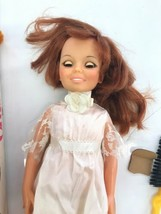 "1969 Beautiful Red Hair 18"" Crissy Doll by Ideal with Original Box Rare - $93.49"