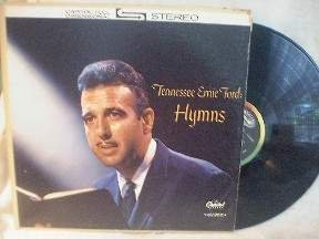 Tennessee Ernie Ford - Hymns - Capitol Records ST 756