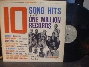 10 Song Hits that sold One Million Records -Various Artists -Guest Star GS 1474
