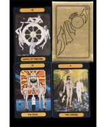 Yeager Tarot Deck First Edition 1975 [Cards] by... - $2,079.00