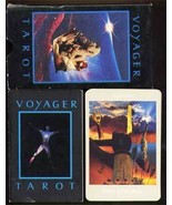 Voyager Tarot Cards First Edition [Cards] [Jan 01, 1984] James Wanless (... - $998.00