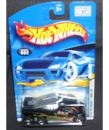 Hot Wheels 2000 First Editions CABBIN' FEVER Diecast #22/36 NEW! - $7.96