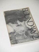 Vintage Book-Boundary 2-Vol II-3-1974-State University of New York at Bi... - $19.59