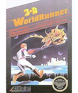 3-D WorldRunner  (Nintendo, 1987) - $15.79