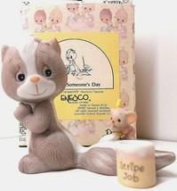 """Enesco Precious Moments 1987 """"Brighten Someones Day"""" w/Box - $6.93"""