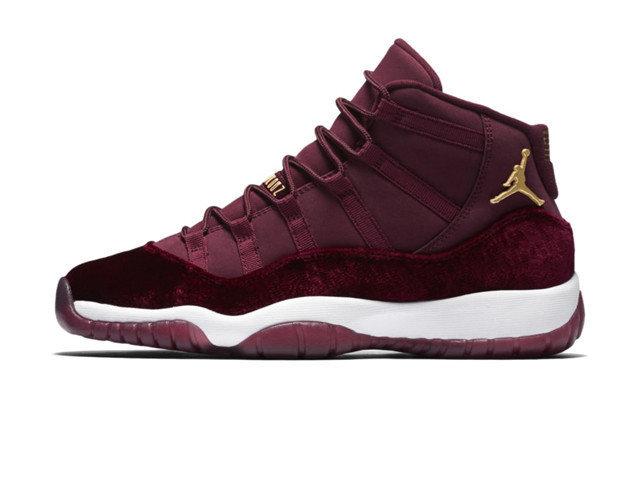 online retailer c7c06 183d1 Women Nike Air Jordan 11 Red Velvet Receipt and 50 similar items
