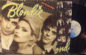 Blondie - Eat To the Beat - Chrysalis CHE-1225