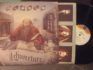 Kansas - Leftoverture - Kirshner 34224 - Kirshner 34224 - Very Nice Copy
