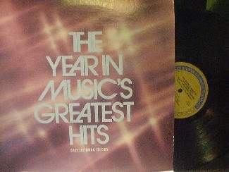 REALISTICS -The Year in Music's Greatest Hits-Columbia Musical Treasury 1P 6843