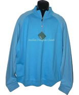 NWT BOBBY JONES Golf  M Pima cotton pullover 1/... - $89.99
