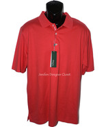 NWT BOBBY JONES Golf polo shirt M orange golfer... - $62.09