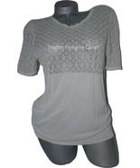 NWT LA PERLA Italy 48 12 designer sweater filli... - $179.99