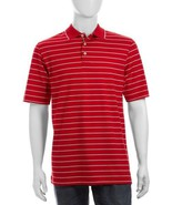 NWT BOBBY JONES Golf polo shirt 2XL XXL red X-H... - $62.09