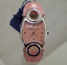 BLUMARINE WATCH BM.3010L/06 PINK LEATHER