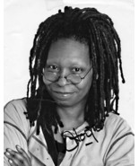 8 x 10 Autographed Photo of Whoopi Goldberg RP - $1.79
