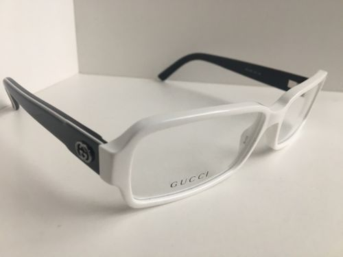 635b2d989ec New GUCCI GG 3124 Iq1 55mm White Rx Women and 50 similar items