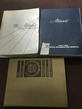 1987 1988 CADILLAC ALLANTE  Shop Service Repair Manual Set W Product Bk ... - $79.15