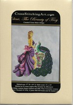 """ELENI - THE BEAUTY OF TROY"" COMPLETE XSTITCH MATERIALS - $59.39"