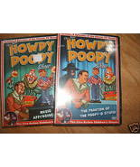 LOT 10 THE NEW HOWDY DOODY SHOW DVD PHANTOM MUSIC NEW - $19.99