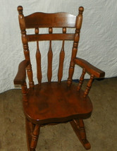 Pine Rocker / Rocking Chair  (R119) - $359.10