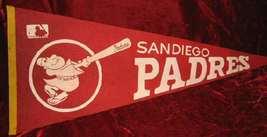 1969 San Diego Padres MLB Baseball Banner Pennant Flag - $35.00