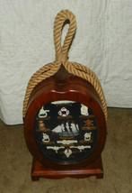 Oak Nautical Shelf  (HD154) - $249.00