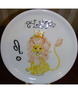 "Original Zodiac Designs by Sue Stephens Collectors Plate 8"",  Leo - £9.65 GBP"