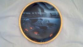Plate Orca Journey -Great Mammals-Fish, Whales, Sea, Ocean, Hamilton Col... - $22.50