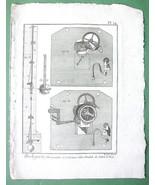 HOROLOGY Mercury-Weighted Pendulum & Le Roy Equation CLock - 1783 Origin... - $14.92
