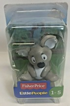 Fisher Price Little People Zoo Animals Koala New Sealed - $11.87