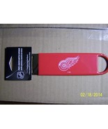 """NHL Detroit Red Wings Officially Licensed  7"""" Vinyl Bottle Opener - $13.71"""