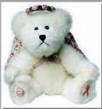 """Boyds Bear """"Faith L Bearywell"""" #94647LB -8"""" Plush Bear-Longaberger LE-2002- NWT - $29.99"""