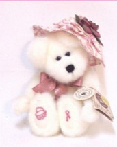 "Boyds Bear ""Hope L Bearywell"" #94636LB -8"" Plush Bear-Longaberger LE-200... - $24.99"