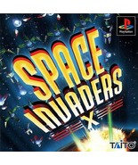 Space Invaders X, Sony Playstation One PS1, Import Japan Game - $29.99