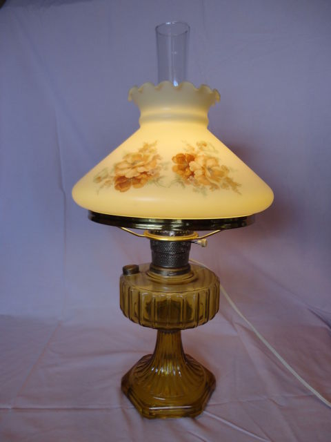 Image Result For Antique Oil Lamps Converted To Electric