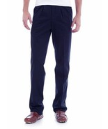 NWT BOBBY JONES Golf pants 34 X un-hemmed pleat... - $66.82