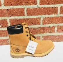 Timberland Women's 6 inch Double Sole Premium Wedge Waterproof Boots SIZ... - $134.49