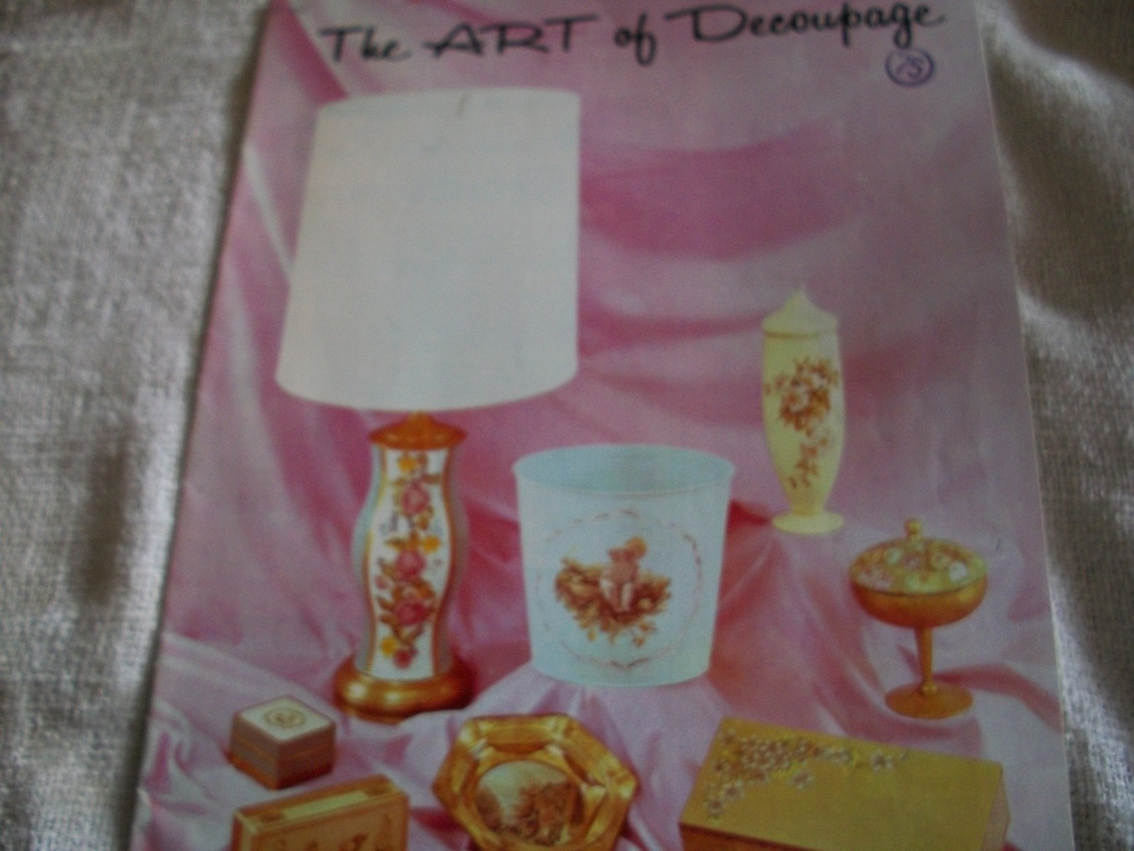 Primary image for The Art of Decoupage Book