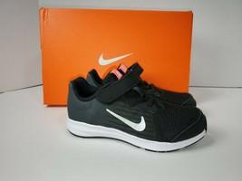 Nike downshifter 8 (PSV) 12c black / metallic silver Kids Nike Sneakers ... - $48.50