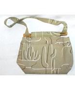TAN Colored CACTUS Print  Purse or Tote Bag - $9.99