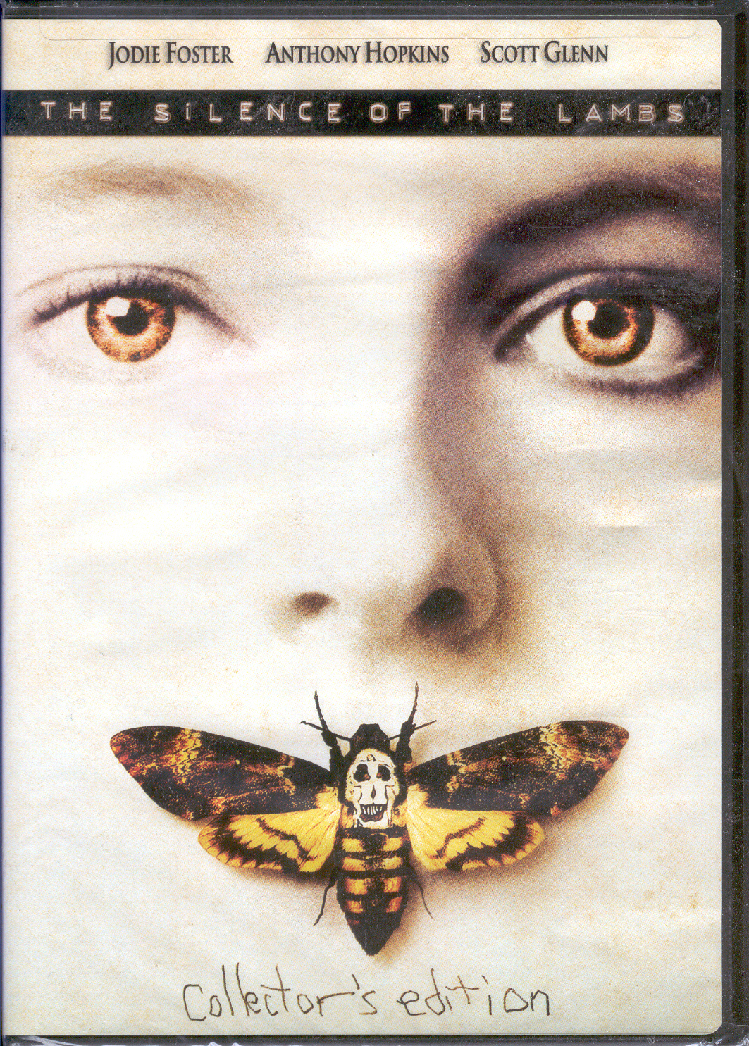 Silence of the lambs Two disc collectors edition DVD new ...